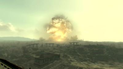 Fallout 3 <strong>экшен 2018 игра дата выхода</strong> - Как выглядит взрыв бомбы внутри Мегатонны?