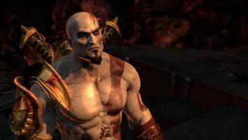 God of War III Remastered - скриншоты