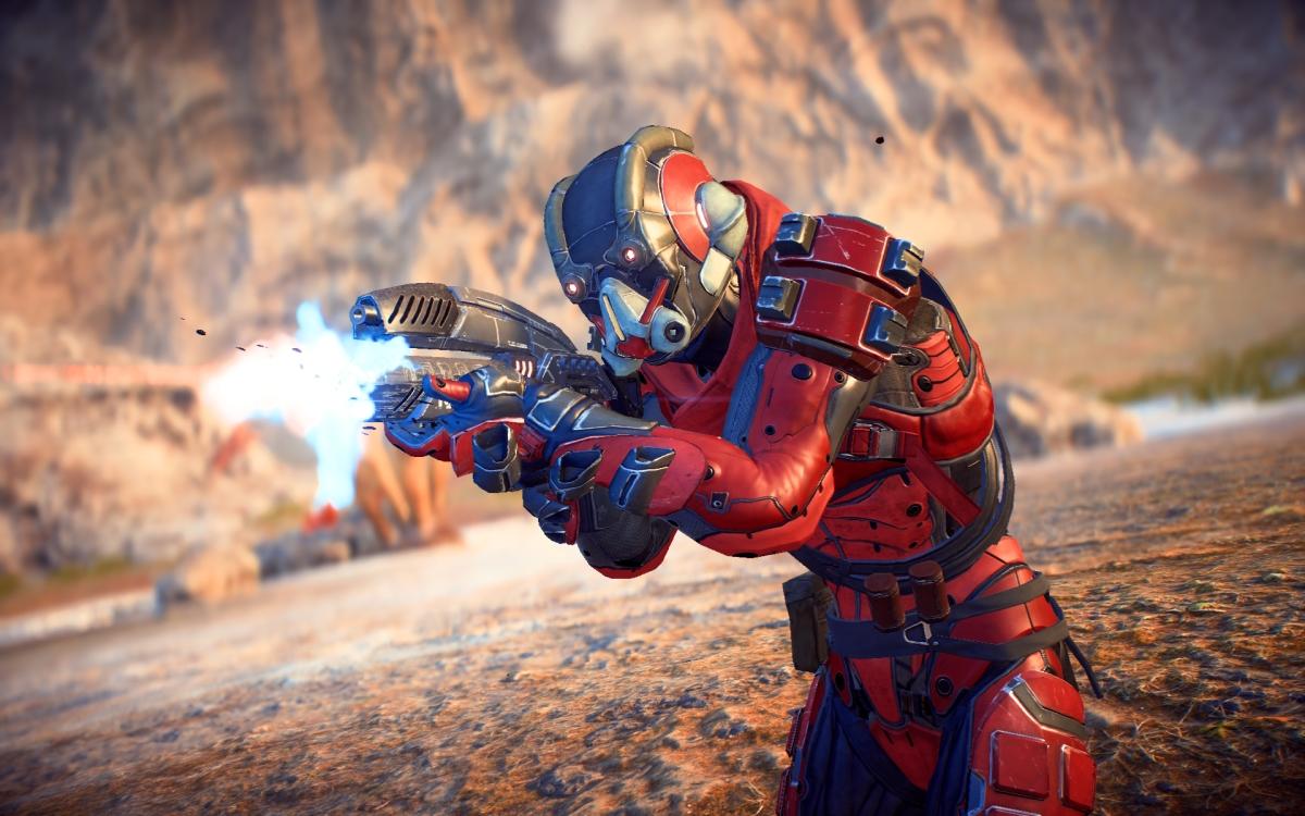 BioWare «поставила напаузу» серию Mass Effect