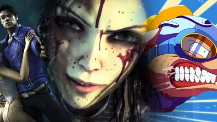Shadows of the Damned, Alice: Madness Returns и Rocket Knight пополнили библиотеку Xbox One