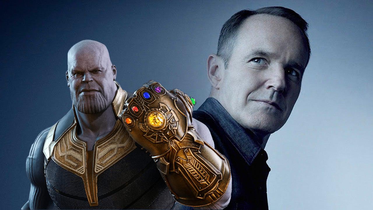Финал 'Агентов Щ.И.Т.' может затронуть щелчок Таноса