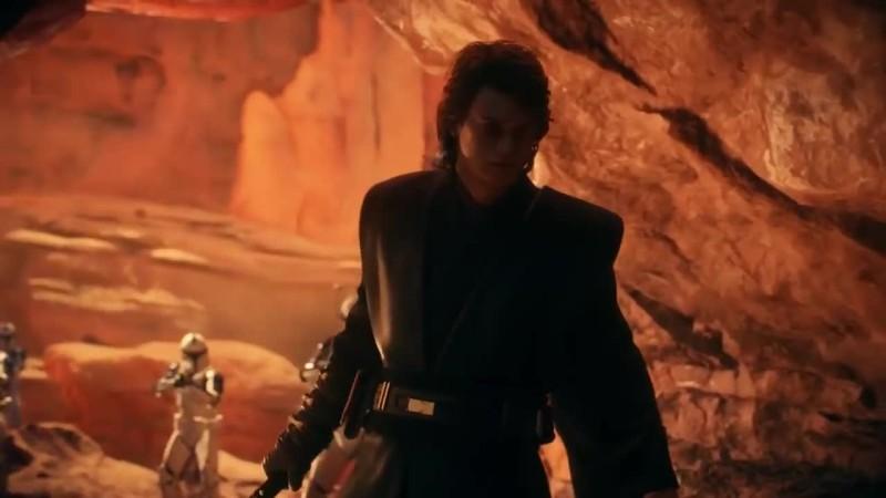 Энакин Скайуокер появится в Star Wars: Battlefront 2