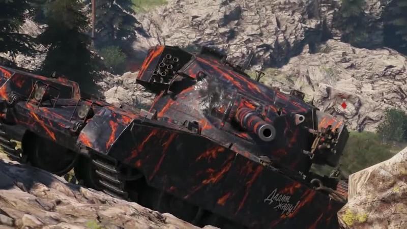 World of Tanks - ТОП 7 танков, которых боятся в рандоме