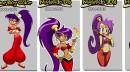 История серии Shantae