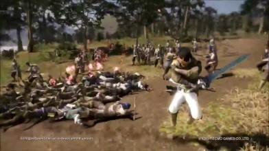 Dynasty Warriors 9 - Трейлер пака с оружием
