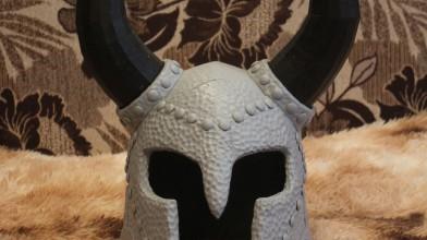 Шлем Ингола из TES V: Skyrim своими руками