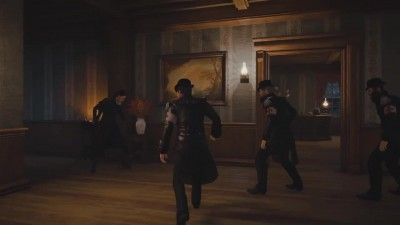 "Assassin's Creed Syndicate. ""10 минут геймплея за Иви Фрай"""