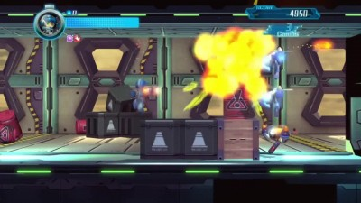 "Mighty No.9 ""Трейлер с E3 2014"""