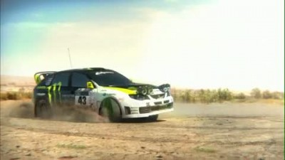 "DiRT 2  ""Baja Raid Trailer"""