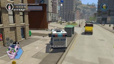 LEGO City Undercover - САМЫЙ КРУТОЙ БОСС ЛЕГО