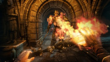 Демонстрация Hellraid на движке Chrome Engine 6