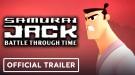 Новый трейлер Samurai Jack: Battle Through Time, представляющий актёров озвучания