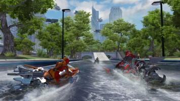 Гонки на гидроциклах Riptide GP: Renegade выйдут на iOS и Android