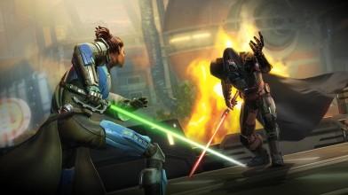 Раскрыты новые детали аддона Onslaught к Star Wars: The Old Republic
