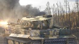 Разработчики Ил-2 сообщили подробности о танковом симуляторе