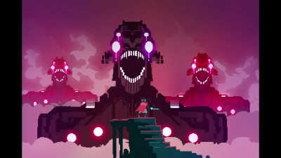 "Hyper Light Drifter ""Трейлер E3 2014 (HD 1080p)"""