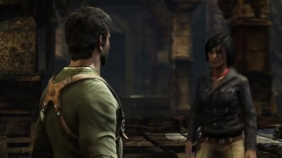 Tomb Raider vs Uncharted