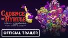 Для Cadence of Hyrule выйдет три платных DLC