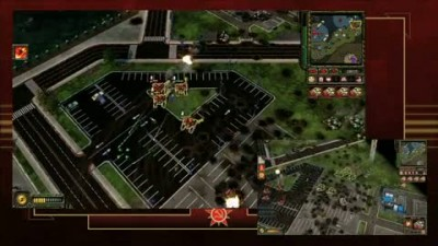 "Red Alert 3 ""V4 Rockets Co-Op Gameplay"""