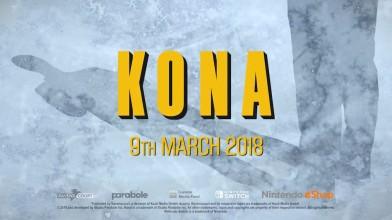 Kona - Релизный трейлер (Switch)