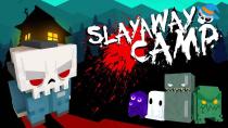 Обзор жуткой головоломки Slayaway Camp - коллекция видеокассет и маньяков