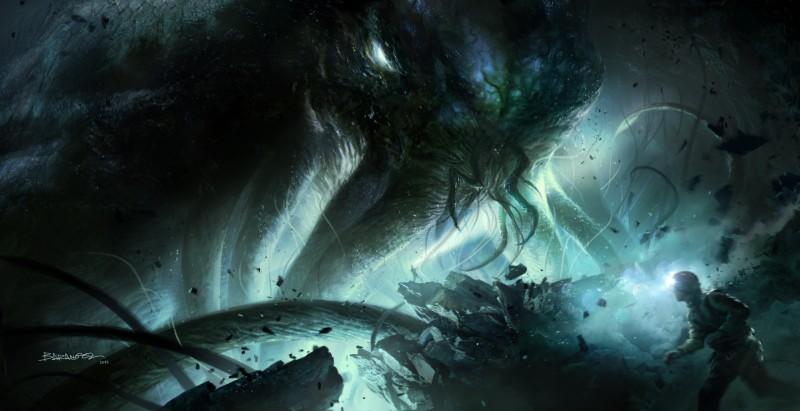 Subterranean Cthulhu