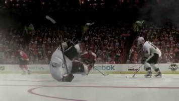 "NHL 13 ""Hockey Ultimate Team Halloween Trailer"""