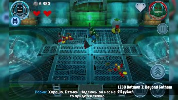 LEGO Batman 3: Beyond Gotham для Android