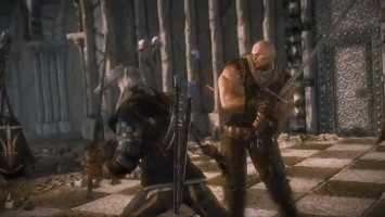"The Witcher 2 ""War"" by Poets of the Fall Music Video"