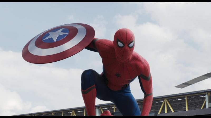«Первый мститель: Противостояние» / Captain America: Civil War