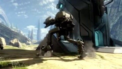 "Halo 4 ""Footage on Ragnarok """