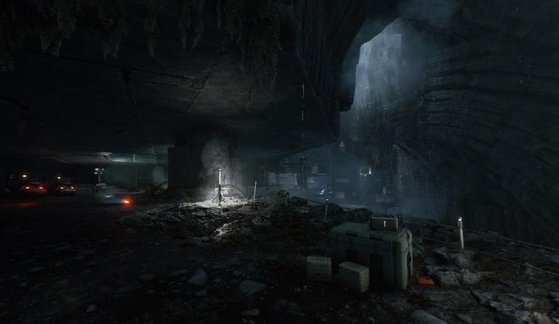 """Отсылки к """"Прометею"""" на новых скриншотах Aliens: Fireteam"""