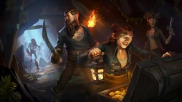 Магазин Microsoft продает Sea of Thieves с 50% скидкой