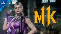Геймплейный трейлер Синдел в Mortal Kombat 11