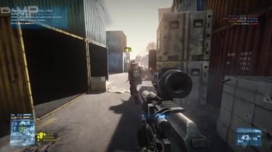Спецназ с Бизоном | Battlefield 3 сборка