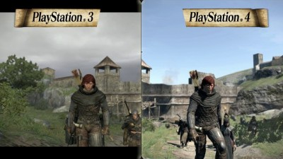 Сравнение версий Dragon's Dogma: Dark Arisen на PlayStation 3 и PlayStation 4