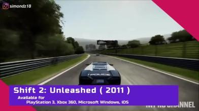Эволюция Busted в Need for Speed 1994 - 2018