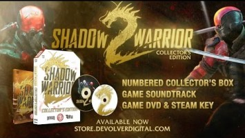 "Анонс издания Shadow Warrior 2 Special Reserve Collector""s Edition"