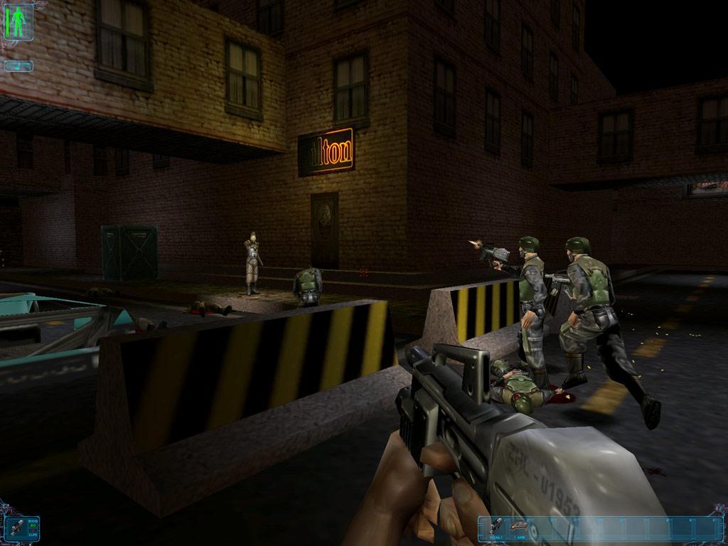 скачать Deus Ex 1 торрент - фото 6