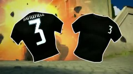 "Battlefield Heroes ""Dinosaurs and T-Shirts Trailer"""