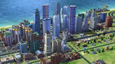 В SimCity BuildIt появились озера, реки и леса