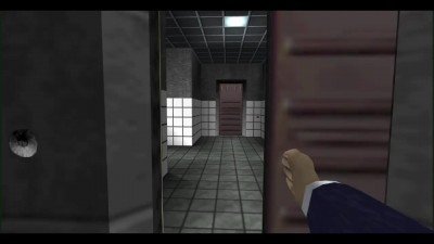 За гранью зримого Golden Eye 007...