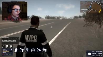 САМОЕ ОПАСНОЕ ОРУЖИЕ НА ПЛАНЕТЕ - Enforcer: Police Crime Action - Геймплей - #2