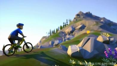 Lonely Mountains: Downhill - симулятор скоростного спуска на байке