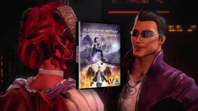 "Saints Row: Gat out of Hell ""Релизный трейлер """
