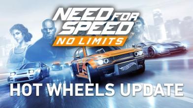 Need for Speed No Limits - обновление Hot Wheels
