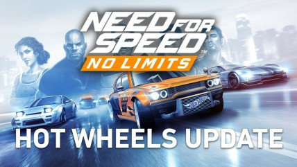 Need for Speed No Limits - обновление Hot Wheels