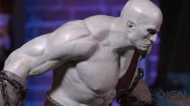 Анбоксинг статуэтки Кратоса из God of War