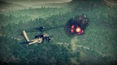 Apache: Air Assault уже вылетел