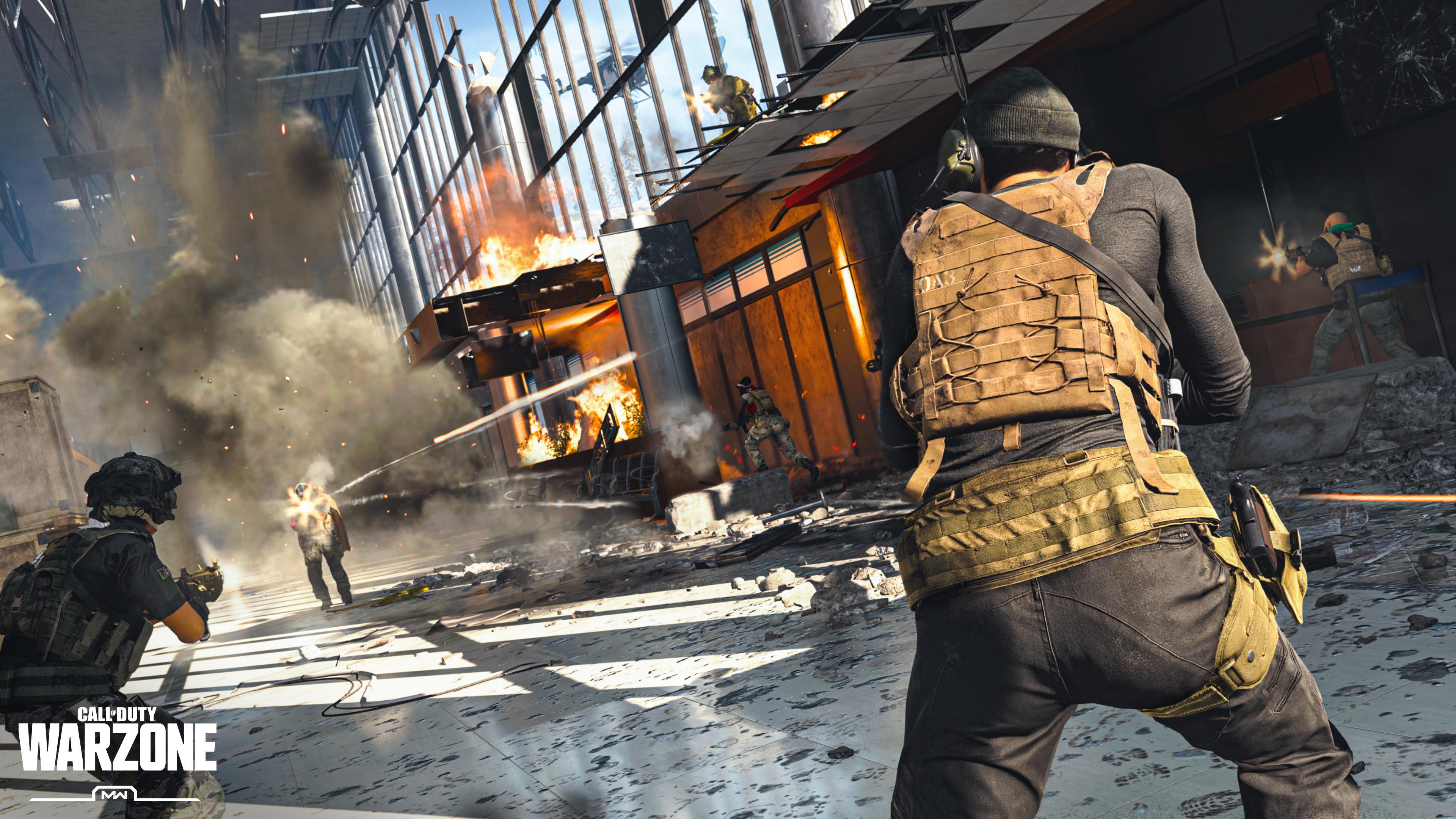 Разработчики Call of Duty: Warzone удалили всю технику в игре из-за эксплойта
